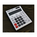 12 digit calculator, white color