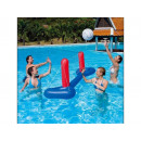 Water volleyball or water polo set