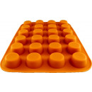 Silicone muffin form 24 pieces small