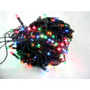 Christmas tree  lights 300 LED multicolour, RICE