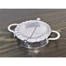 Steel mold for dumplings 10cm