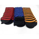 wholesale Stockings & Socks: Striped socks mix of colors