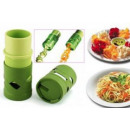 Double-sided vegetable sharpener, double