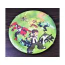 Paper plates 23 cm 10 pcs BEN 10