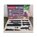 wholesale Knife Sets: Set of EVERRICH kitchen knives 6 elements