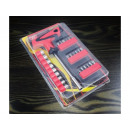 wholesale Manual Tools: T screwdriver with replaceable tips