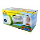 ingrosso Casalinghi & Cucina: Torcia elettrica  12 LED + 1 LED con batteria