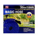 Garden hose with a  gun stretchy 30m 100ft TV