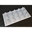 Silicone mold meringue 29x17cm