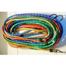 Rubber cable for luggage 90 cm 4 pcs