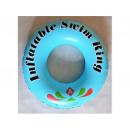 Großhandel Pool & Strand: Aufblasbarer Kreis 75 bis 85 cm, mischen