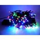 luci dell'albero di Natale 300 LED multicolore