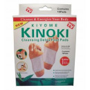 Cleansing patches from Kinoki detox toxins
