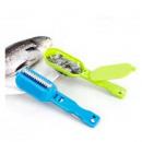 écailles de poisson couteau multifonction grattoir