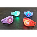 Anti-mosquito headband for children with led diode