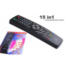 wholesale DVD & TV & Accessories: Universal remote control 15 in 1