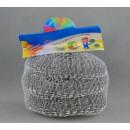 groothandel Reinigingsproducten: Staalwol sponsjes 3 stuks