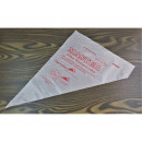 Sleeves, sacks for decorating cakes, cakes L 100pc