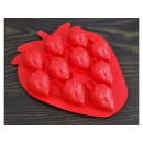 Ice-cube mold, strawberry