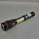 Sliding torch, COB LED workshop lamp
