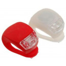 Bicycle light silicone LED 2 pcs