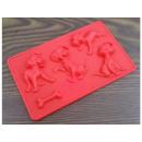 mayorista Artículos con licencia: Los dálmatas molde de silicona