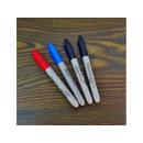 Felt markers, markers, 4 pcs