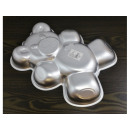 Aluminum mold TEADY BEAR