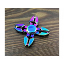spinner metal anodized 4 arms