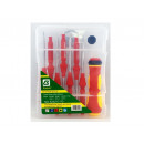 Set of 9 precision screwdrivers