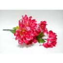 groothandel Kunstbloemen: Kunstbloemen, chrysant 6 stuks