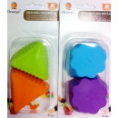 wholesale Casserole Dishes and Baking Molds:Silicone mold 6 pcs