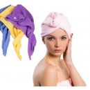 wholesale Home & Living: towel for hair mixcrofibre