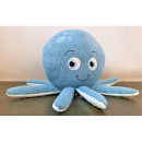 Plush toy octopus 25 cm