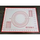 wholesale Kitchen Gadgets: Strengthened silicone board 30x40 white