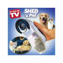 ShedPal TV and dog shredder