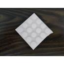 Self-adhesive silicone bumper 16 pieces