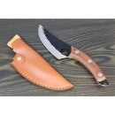 28cm kitchen knife bent with a cover