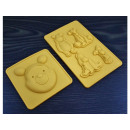wholesale Licensed Products: Silicone forms Winnie the Pooh