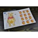 Form für Schokolade Winnie the Pooh 3D