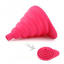 wholesale Household Goods:Funnel Silicone folding