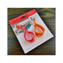 wholesale Jewelry & Watches: Clip for glasses 2 pieces