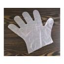Disposable plastic gloves 100 pieces size L.