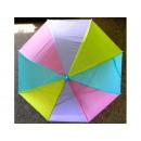 Children's rainbow umbrella rainbow 90 cm