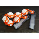 wholesale Wellness & Massage: Belt with massage rollers
