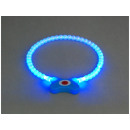 Glowing dog ornament for 185 mm