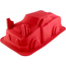 Silicone cake mold large car