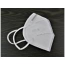 Großhandel Spielwaren: KN95 Schutzmaske mit Ventil, weiß