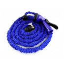 wholesale Garden & DIY store: Garden hose with a extensible gun 2.5 to 7.5 m