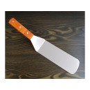 Spatula with wooden handle 36cm wide